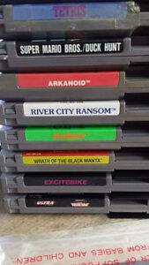 Original Nintendo Entertainment System Games!! **make me offers! Kitchener / Waterloo Kitchener Area image 1