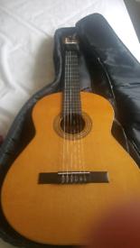 Admira Spanish Guitar with Accessories