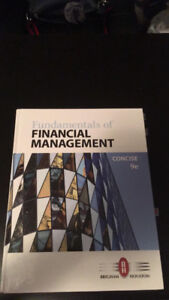 Fundamentals of Financial Management (9th Edition)