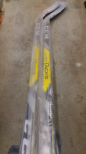 CCM SUPER TACKS PRO STOCK NEW RH