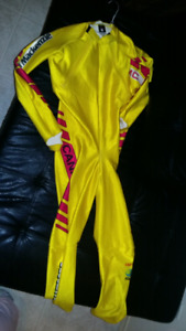 Descente Canada Alpine Race Suit