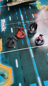 Marvel captain America civil war risk board game