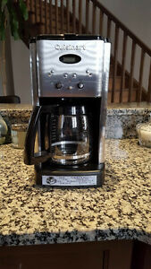 NEVER USED Cuisinart 12 cup Programmable Coffee Maker