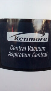 Kenmore Central Vac System Cambridge Kitchener Area image 1