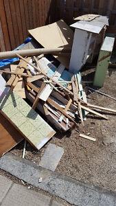 Free Scrap Wood