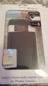 #TELUSHelpsMeSell stylish leather cases for iPhone 5/5s/se Peterborough Peterborough Area image 5