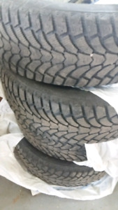 Winter Antares Tires