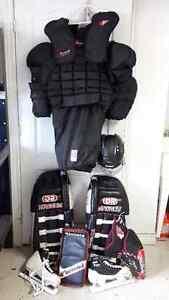 Équipement de hockey adulte Gardien de but / Adult Hockey Goalie