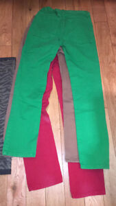 H&M & Old Navy Skinny Jeans + New sz 2 BOGS