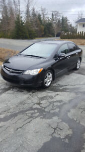 2008 Acura CSX with low KMS