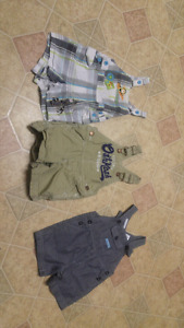 Boys clothes various outfits good quality