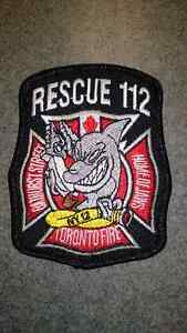 2016 Station 112 shoulder patch