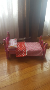 Lalaloopsy full size Sew Cute Bed
