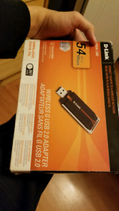 USB WiFi Adapter/Dongle