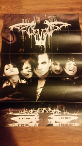 Black veil brides big sticker
