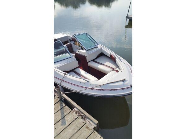 Used 1989 Sea Ray Boats 17 ft bow rider