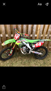 Looking for a clean 250/450 with fresh rebuild Have around $3500