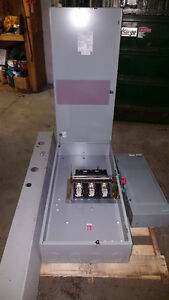 Heavy Duty GE 600v 400 amp 350 HP Non Fusible Disconect Switch Windsor Region Ontario image 5