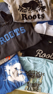 Boys clothing fits 8-10 years