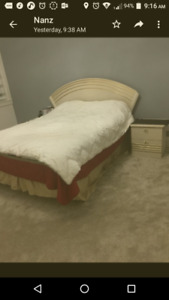 Bedroom suite for sale- name your price