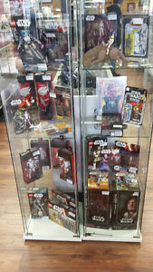 STAR WARS COLLECTIBLE TOYS at JC Retail!