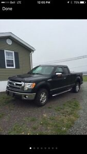 2013 Ford F-150 metallic green Truck for Sale!