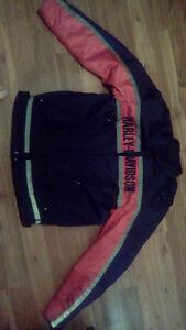 .men's Harley Davidson jacket