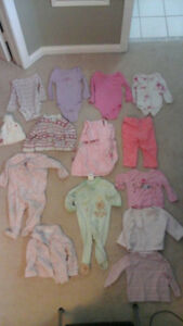 Baby Clothes Lot of 14 pieces (9 months)