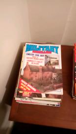 Military modelling. Magazines1978/1984