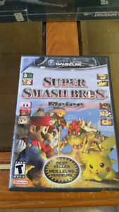 SUPER SMASH BROTHER MELEE for gamecube