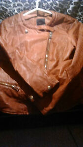 Womens Forever 21 Brown Jacket