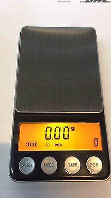 0.01-200g Präzisionswaage Feinwaage Taschenwaage  waage Digitalwaage Miniwaage