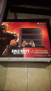 Ps4 1TB Limited Edition with 14 hard copy games