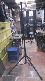 Tripod stand 2 mtrs tall