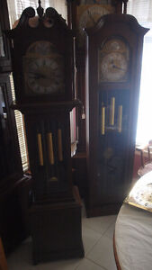 Hentchels Grandmother Clock - Westminster Chimes London Ontario image 5