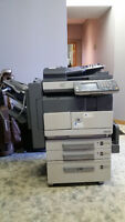 Multifunction office printer, scanner, photocopy, and fax machin