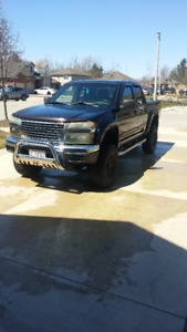 2006 GMC Canyon truck 4x4