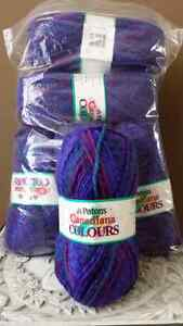 10 balls knitting yarn Kitchener / Waterloo Kitchener Area image 1