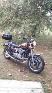1981 CB900 Custom in very good condition