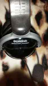 HeadRush Headset