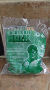 NEW SEALED Burger King BK Incredible Hulk Toy 2008