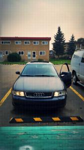 Audi - A4 Quattro 2.8L V6   **Alberta Active**