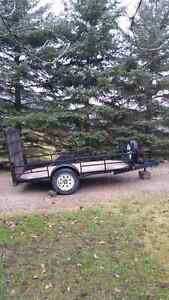 5 x 10 trailer with 3500lb axle.