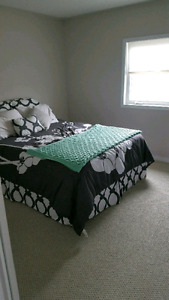 1 or 2 bedrooms for rent in brand new house!