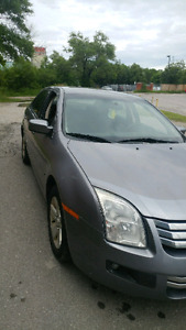 2007 Ford fusion SE 3.0L great on gas