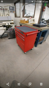 Mastercraft  roller cabinet tool chest