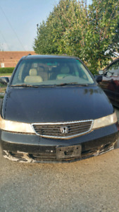 HONDA ODYSSEY 2001 PART OUT