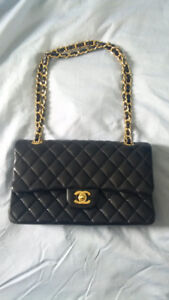 Chanel clasic black purse - $3700 - NO trades-lowballers ignored