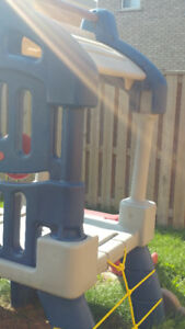 Little Tike Clubhouse swing set (SOLD & PICKED UP)