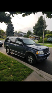 2002 Ford Explorer- Great Condition